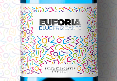 Euforia Blue Frizante - Enjoy the life