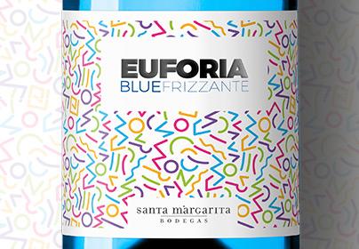 Euforia Blue Frizante - Disfruta la vida