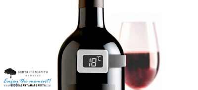 ¿Conoces la temperatura recomendada para cada tipo de vino?  Bodega Santa Margarita - Vino Azul - Pasion Blue